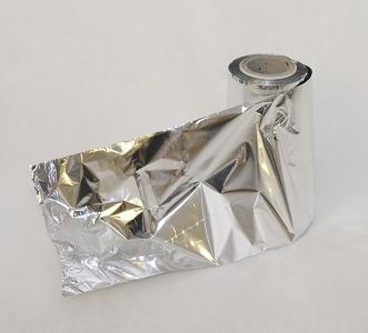 Rotolo Alluminio Flor 12 Cm 125 Metri
