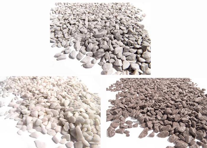 1 Kg Pietra Quarzo Mm 6-9 Per Decorazioni