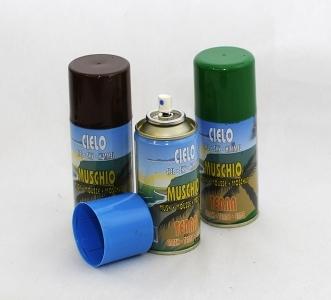 Bombolette Spray Cielo-muschio-terra Da 150 Ml