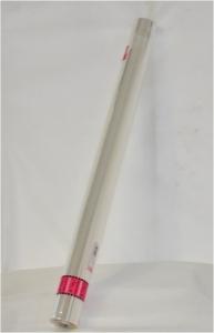 Bobina In Cellophane Stesa Neutra Trasparente Alta 1 Metro Per 120 Metri