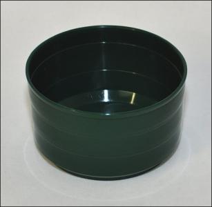 6 Ciotola Fantasy Verde Diametro 13 Cm