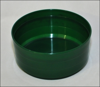 7 Ciotola Fantasy Verde Diametro 18 Cm
