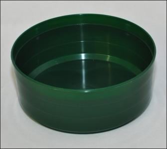 6 Ciotola Fantasy Verde Diametro 22 Cm