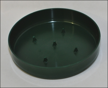 10 Ciotola Olympia Verde Diametro 22 Cm
