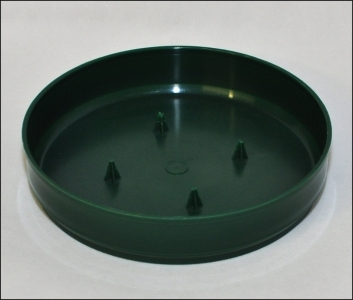 11 Ciotola Olympia Verde Diametro 20 Cm