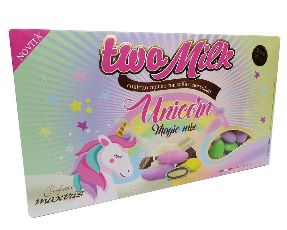 Confetti Two Milk Unicorn