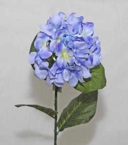 Fiore Di Ortensia In Seta Da 6...
