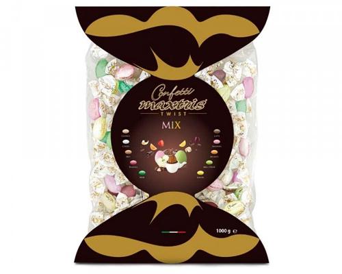 Maxtris Twist Limited Edition Confetti Busta Kg 1 Mix