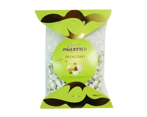 Maxtris Twist Limited Edition Confetti Busta Kg 1 Pistacchio