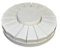 Torta Da 18 Fette Con Vano Centrale