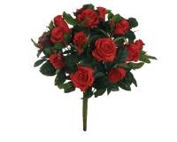 Busch Rose X 17 Cm 50 Mazzetto Decorativo Matrimonio Nozze