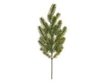 Ramo Pino Verde Soft Touch Cm  66 Decorazione Natale
