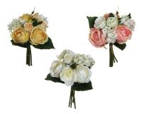 Busch Avalache/english Rose Cm 26 Addobbi Wedding