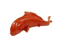 Pesce Rosso Gramde 23x7x8 Linea Estate Mare Decorazione Wedding