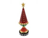 Albero Natale Circus C/led D. 20 H. 57,5 Decorazione Natalizia