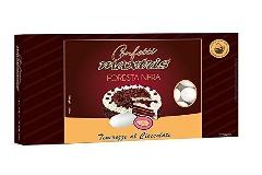 1kg Confetti Maxtris Tenerezze Al Cioccolato Foresta Nera
