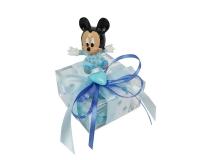 Bomboniera Battesimo Nascita Comunione Bambino Disney Baby Topolino