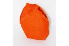 Bomboniere Fai Da Te Sacchetto Juta Rabbit Arancione