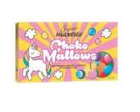 Maxtris Choco Mallows Gr 500 Confetti Marshmallow Con Cioccolato Al Latte SENZA GLUTINE