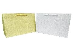Shopper Glitter Bags 26x12x32 Pz 10