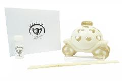 Carrozza Ceramica Diffusore Cm 10