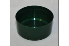 7 Ciotola Fantasy Verde Diametro 15 Cm