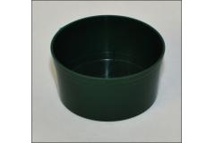 18 Ciotola Gold Verde Diametro 12 Cm