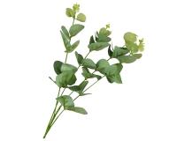 Ramo Eucalyptus 62 Cm Effetto Realistico Composizione Floreale