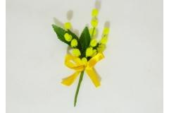 Pick Mimosa C/fiocco Pz 12