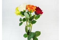 Rosa Lattice 67 Cm Fiori Artificiali Da Composizione