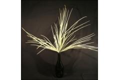 Pianta Semigrassa Tillanthia In Gomma Morbida 65 Cm