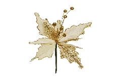 Pick Stella Natale Avrio/oro