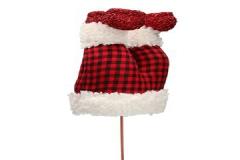 Babbo Natale Decorativo Mezzo Busto