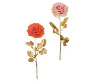 Rosa Regina Golden Stem Fiore Da Composizione Floreale