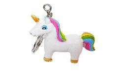 Portachiave Unicorno 5 Cm In Resina Oggettistica Bomboniere Fai Da Te