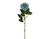 Rosa Ecuador Alta 65 Cm Dusty Blu