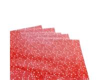 Spezzone 25x100 Cuoricini Multicolore Pz 100 Incarti Composizione