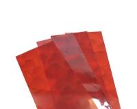 Spezzone 25x100 Cuori  Grandi Pz 100 Incarti Composizione Floreale