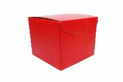 Scatola Segreto Rosso 20x20x19