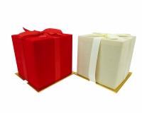 Scatola Velvet Cubo Box  S/2