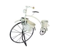 Bici Metallo C/tre Portavasi 76x34 H 67