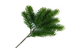 Ramo Pino Verde Cm 30 Artificiale Decorazione Addobbi Natale
